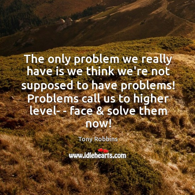 Image, The only problem we really have is we think we're not supposed