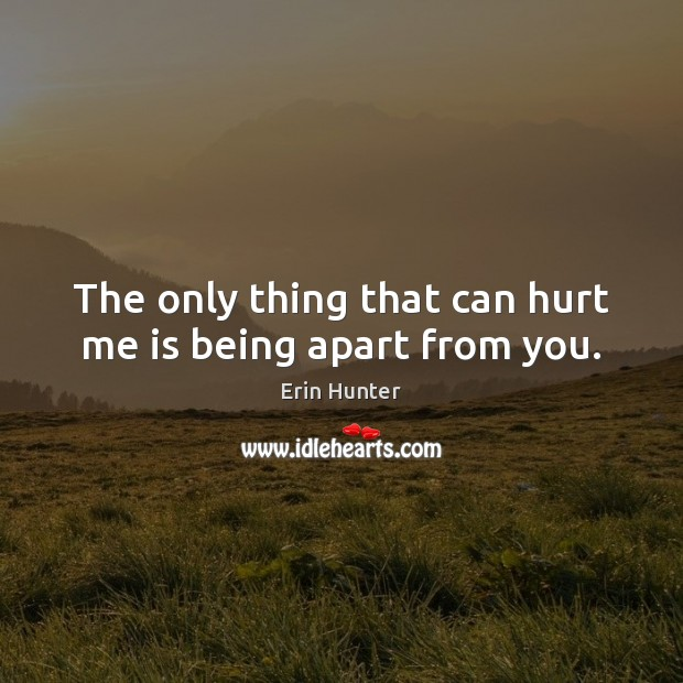 Picture Quote by Erin Hunter