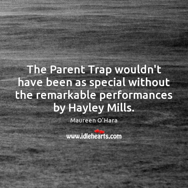 Image, The Parent Trap wouldn't have been as special without the remarkable performances