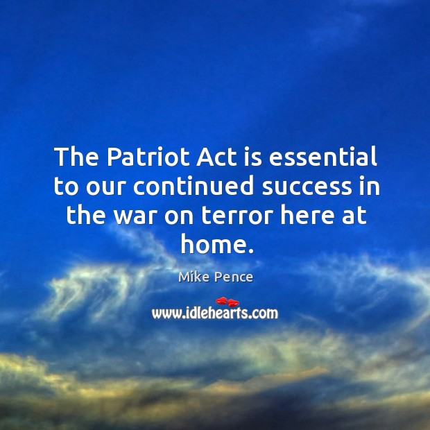 is the war on terrorism succeeding