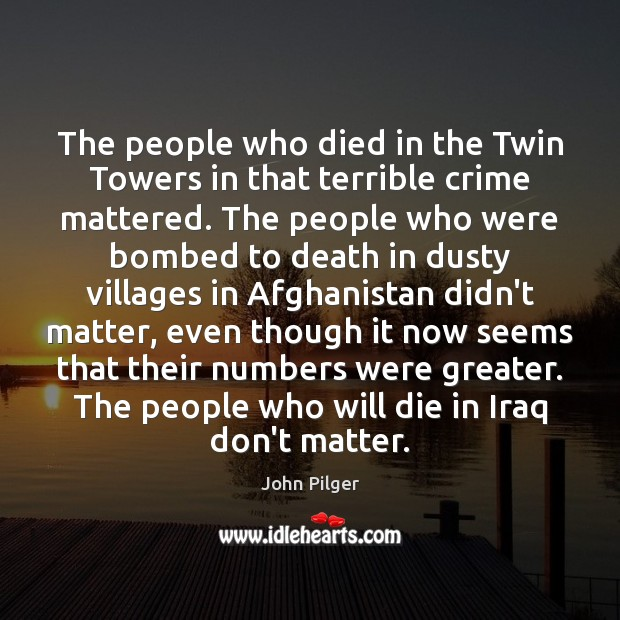 Image, The people who died in the Twin Towers in that terrible crime
