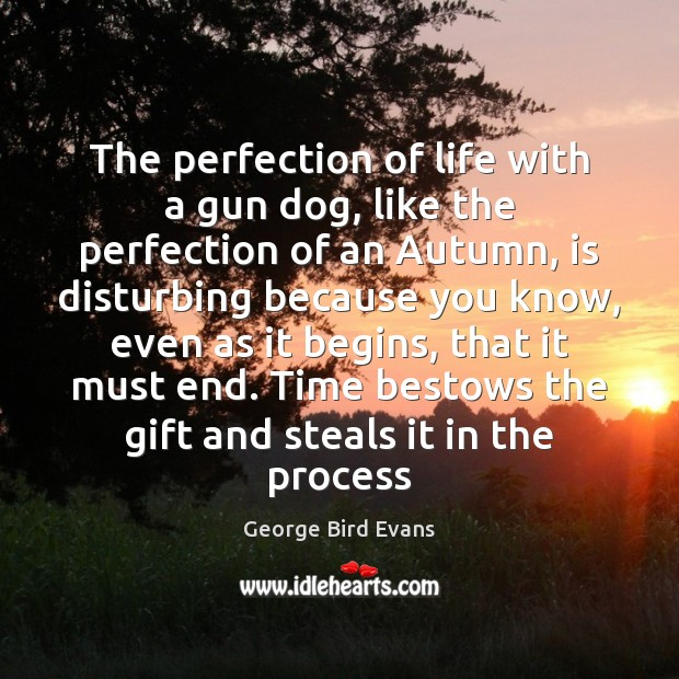 Picture Quote by George Bird Evans