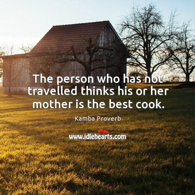 Kamba Proverbs