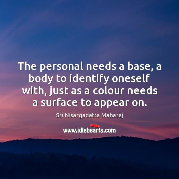 interpersonal needs