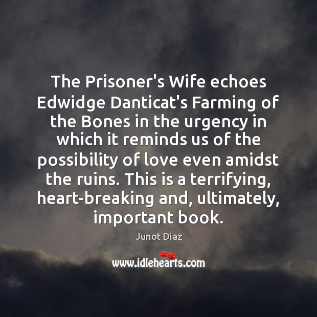 genocide and massacre in edwidge danticats farming of the bones More cogently than in her earlier breath, eyes, memory, with the farming of bones edwidge danticat takes a considerable step in establishing a haitian narrative in the lesen sie weiter am 22.