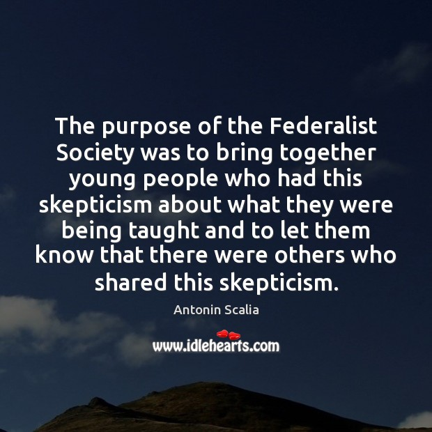 Picture Quote by Antonin Scalia