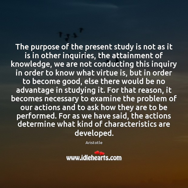 Image, The purpose of the present study is not as it is in