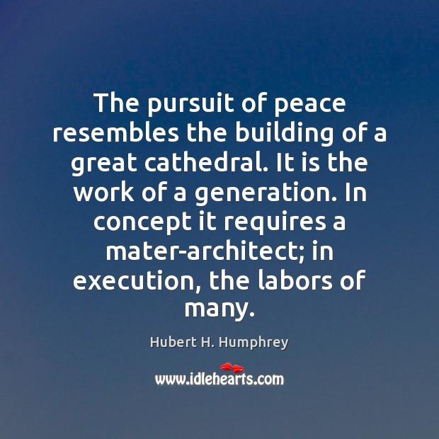 resembling peace essay