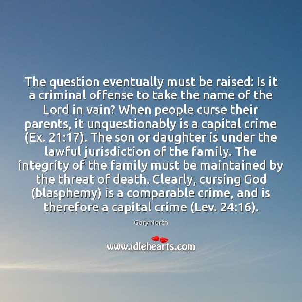 The question eventually must be raised: Is it a criminal offense to Daughter Quotes Image