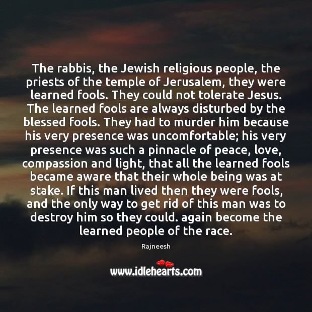 Image, The rabbis, the Jewish religious people, the priests of the temple of
