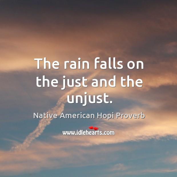 Native American Hopi Proverbs