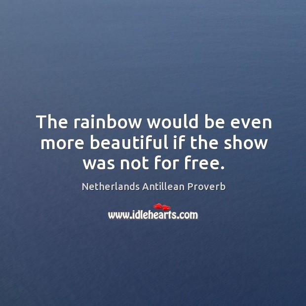 Netherlands Antillean Proverbs