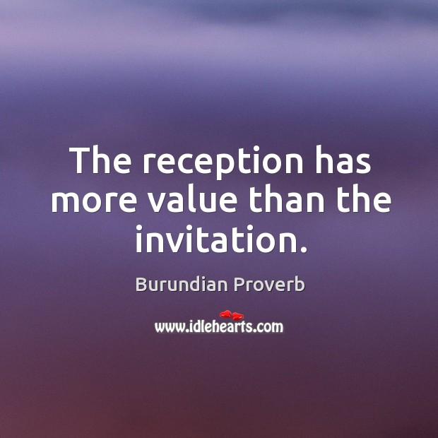 Burundian Proverbs