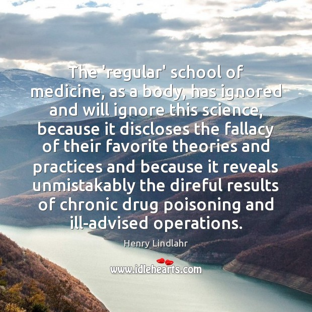 Picture Quote by Henry Lindlahr