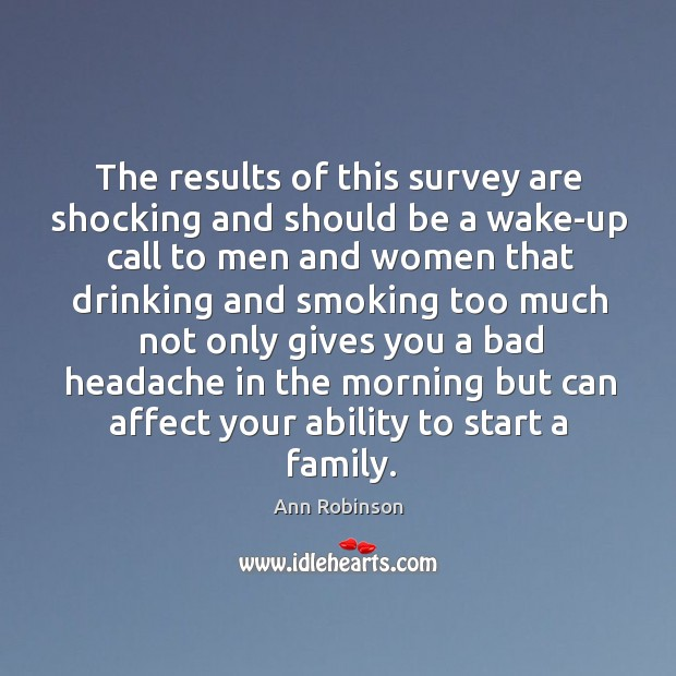 Image, The results of this survey are shocking and should be a wake-up call to men and