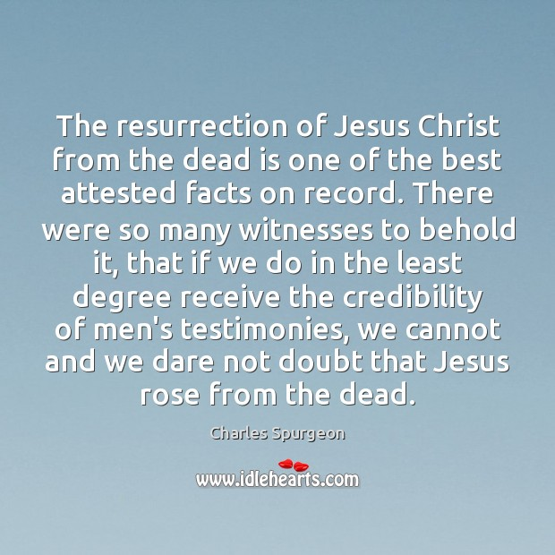 Image, The resurrection of Jesus Christ from the dead is one of the