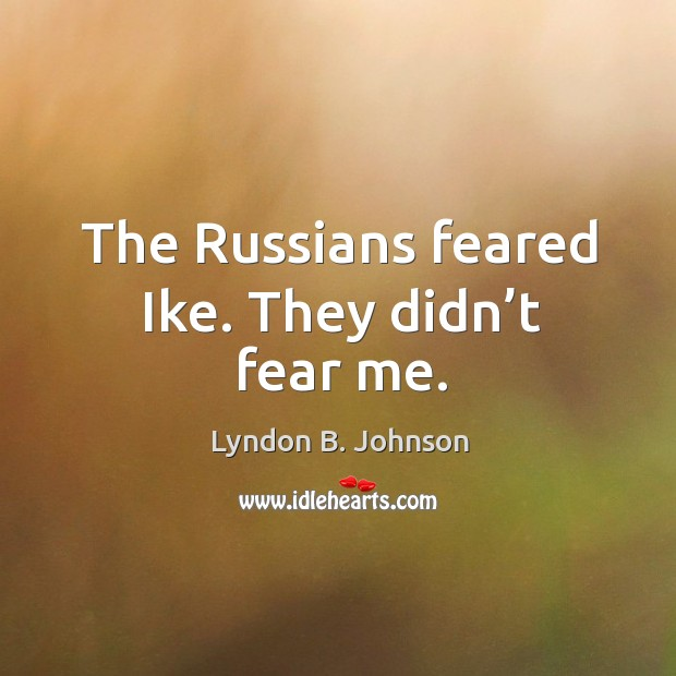 Picture Quote by Lyndon B. Johnson