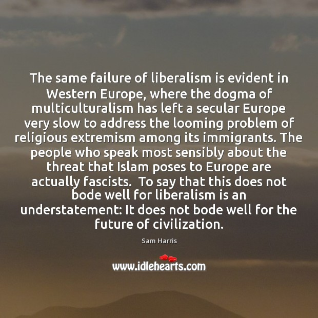 The same failure of liberalism is evident in Western Europe, where the Image