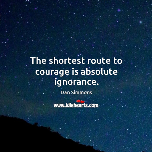 Picture Quote by Dan Simmons