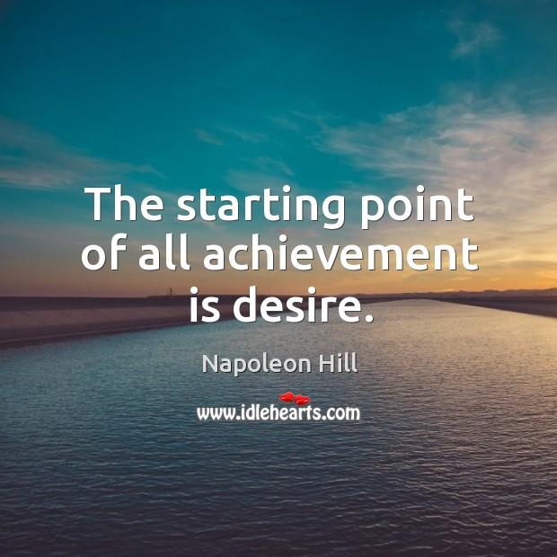 Achievement Quotes