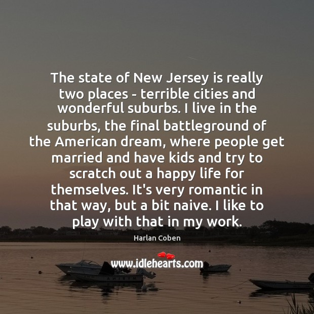 Image, The state of New Jersey is really two places – terrible cities