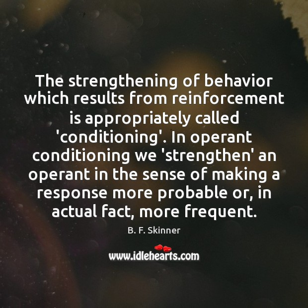 Bf Skinner Quotes: B. F. Skinner Quotes / Quotations / Picture Quotes And