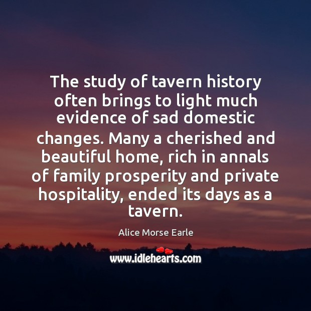 Image, The study of tavern history often brings to light much evidence of
