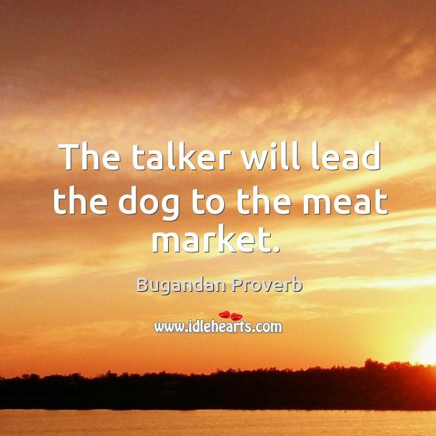 Bugandan Proverbs