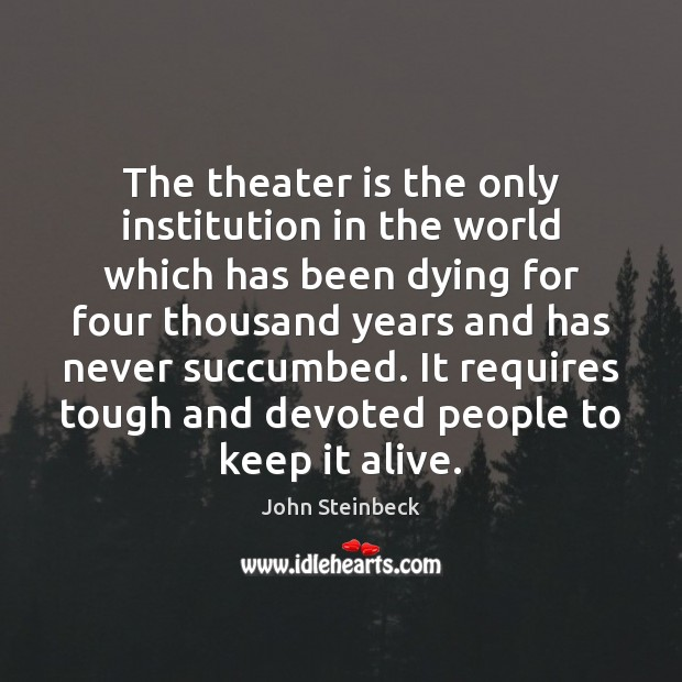 Picture Quote by John Steinbeck