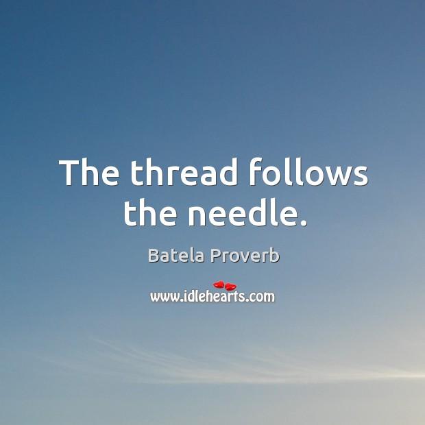 Batela Proverbs