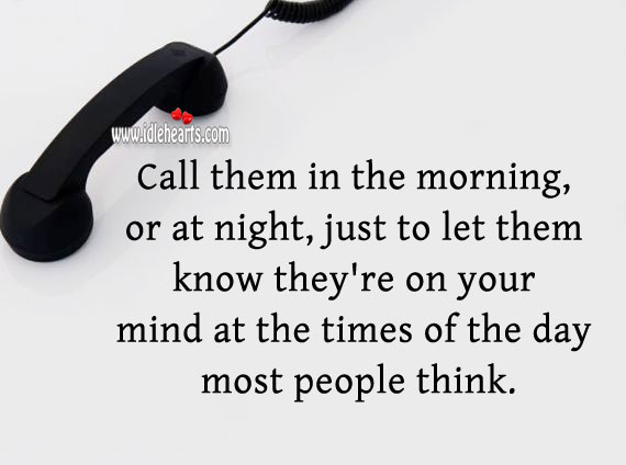 Day, Mind, Morning, Night, People, Think