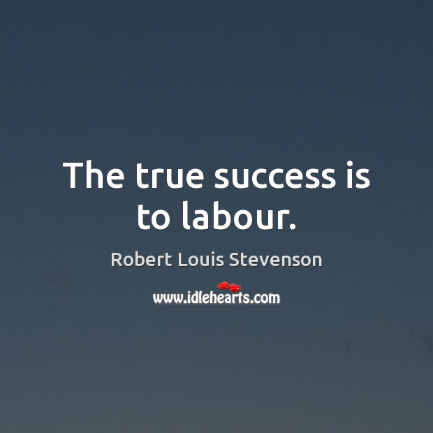 Picture Quote by Robert Louis Stevenson