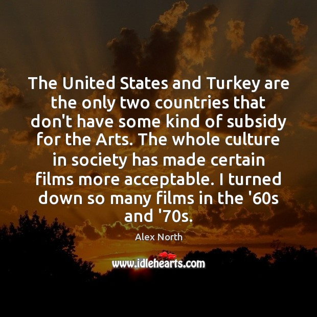 The United States and Turkey are the only two countries that don't Image