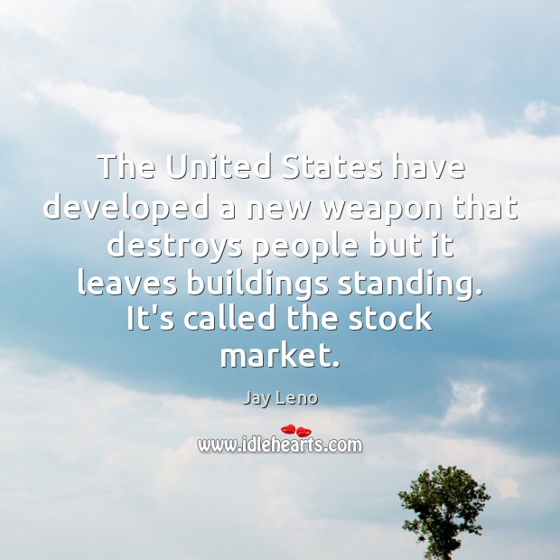 Image, The United States have developed a new weapon that destroys people but