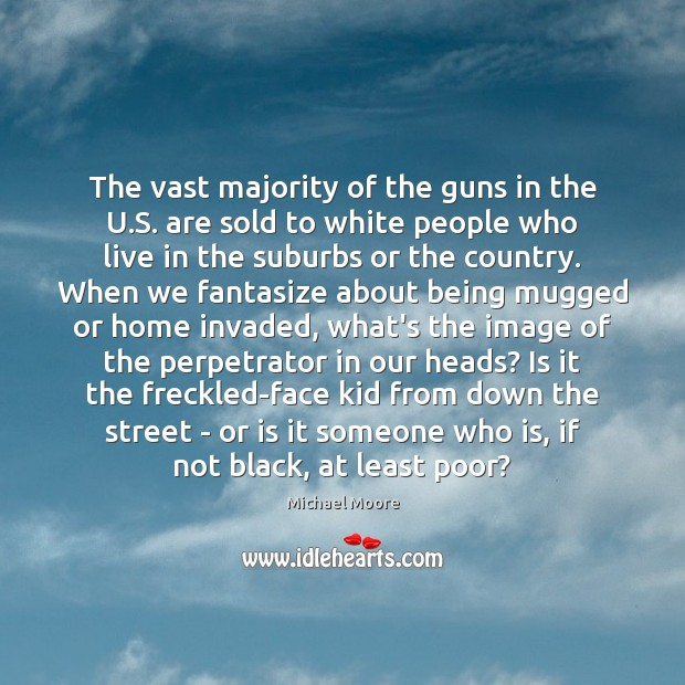 The vast majority of the guns in the U.S. are sold Image