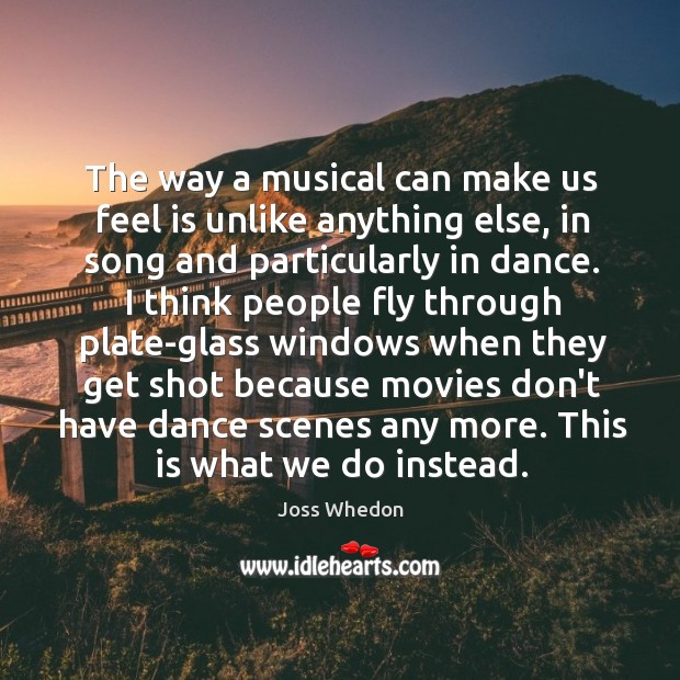 Image, The way a musical can make us feel is unlike anything else,