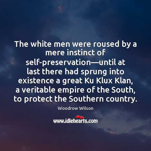 Image, The white men were roused by a mere instinct of self-preservation—until
