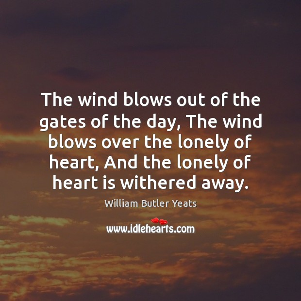 Image, The wind blows out of the gates of the day, The wind