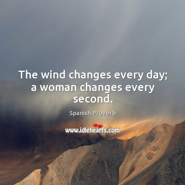 Spanish Proverb Image