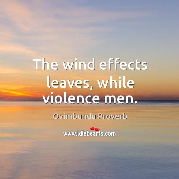Ovimbundu Proverbs