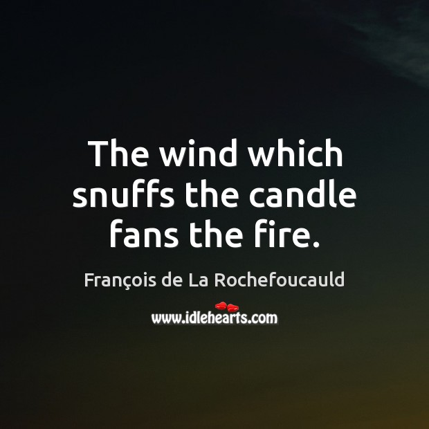 Picture Quote by François de La Rochefoucauld