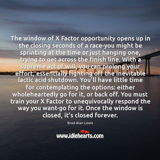 The window of X Factor opportunity opens up in the closing seconds Image