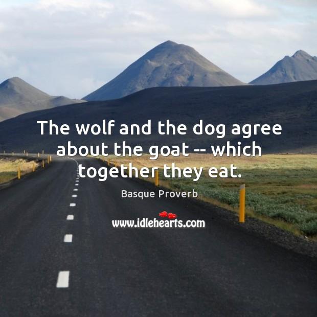 Basque Proverbs