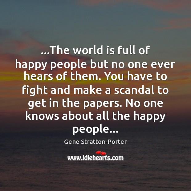 Picture Quote by Gene Stratton-Porter