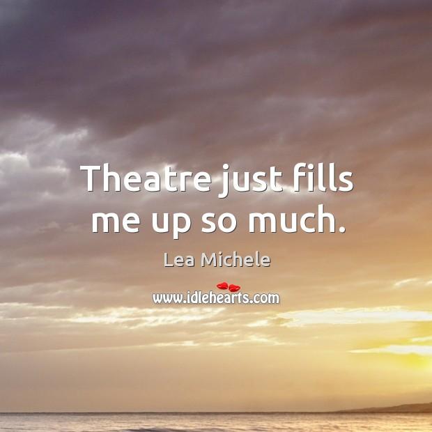 Picture Quote by Lea Michele