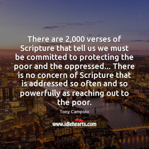 There are 2,000 verses of Scripture that tell us we must be committed Image
