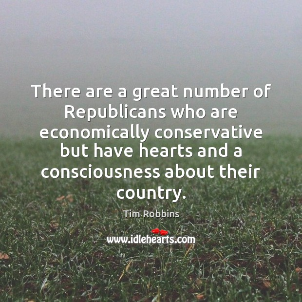 Image, There are a great number of Republicans who are economically conservative but