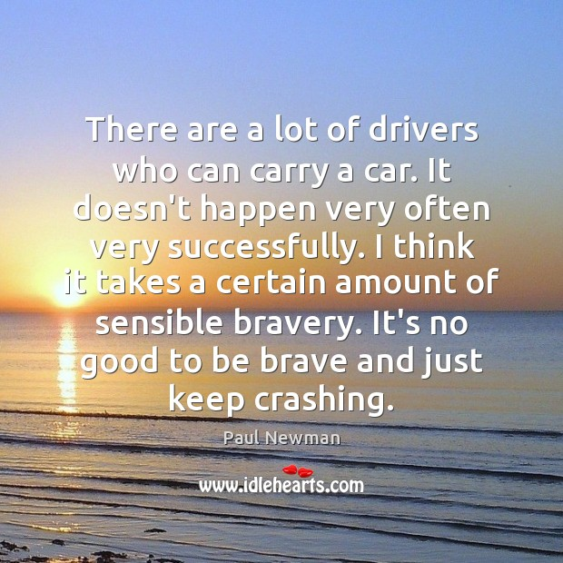 There are a lot of drivers who can carry a car. It Image