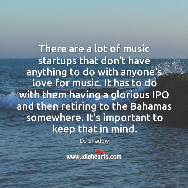 Image, There are a lot of music startups that don't have anything to