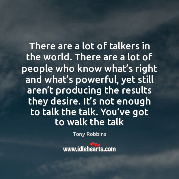 Image, There are a lot of talkers in the world. There are a